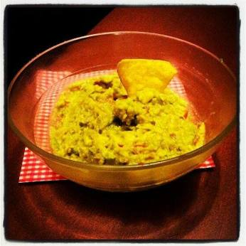Popole (Guacamole mexicain)